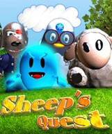 Sheeps Quest - Boxshot