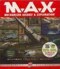 M.A.X. Mechanized Assault and Exploration - Boxshot