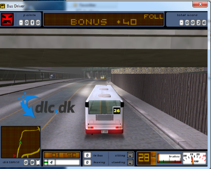 Screenshot af Bus Driver
