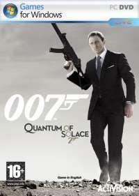 James Bond: Quantum of Solace - Boxshot