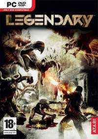 Legendary - Boxshot