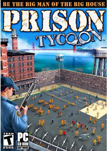Prison Tycoon 1 - Boxshot