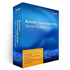 Acronis True Image Echo Server for Windows - Boxshot