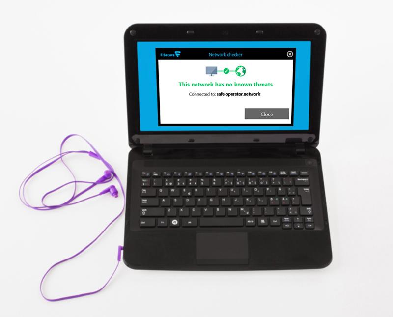 Screenshot af F-Secure Internet Security