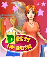 Dress Up Rush - Boxshot