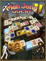 Mahjong Quest 2 - Boxshot