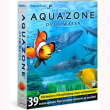 Aquazone 2: Open Water - Boxshot