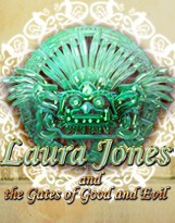 Laura Jones and the Gates of Good and Evil - Boxshot