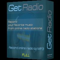 GetRadio - Boxshot