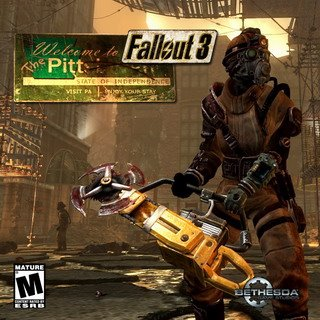 Fallout 3 : The Pitt - Boxshot