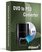 4Videosoft DVD to PS3 Converter - Boxshot