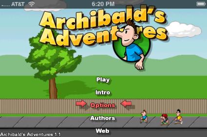 Archibalds Adventures - Boxshot