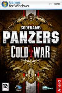 Codename: Panzers - Cold War - Boxshot