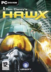 Tom Clancy's HAWX - Boxshot