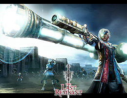 The Last Remnant Trial (North American) - Boxshot