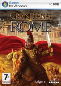 Grand Ages: Rome - Boxshot