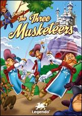 De Tre Musketerer - Boxshot