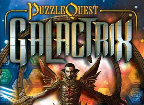 Puzzle Quest: Galactrix - Boxshot