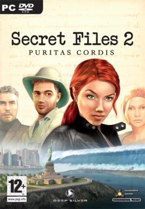 Secret Files 2: Puritas Cordis - Boxshot