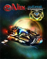 Alien Outbreak 2: Invasion - Boxshot