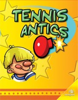 Tennis Antics - Boxshot