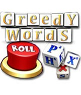 Greedy Words - Boxshot