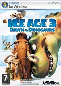 Ice Age 3: Dawn of The Dinosaurs - Boxshot