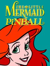 Little Mermaid Pinball - Boxshot