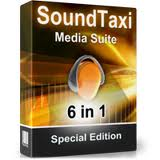 SoundTaxi Media Suite (Dansk) - Boxshot