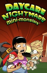 Daycare Nightmare: mini-monsters - Boxshot