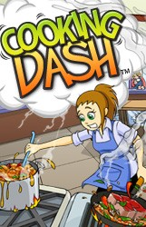Cooking Dash - Boxshot