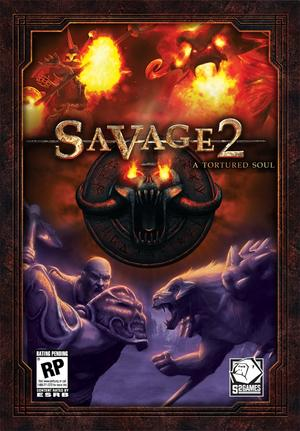Savage 2 - Boxshot