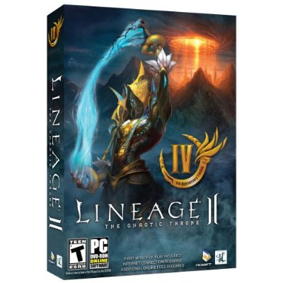 Lineage 2 Chaotic Throne - Boxshot