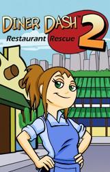 Diner Dash 2 - Boxshot