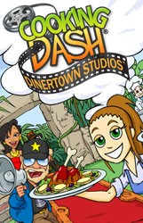 Cooking Dash - Dinertown Studios - Boxshot