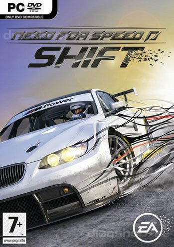Need For Speed SHIFT - Boxshot