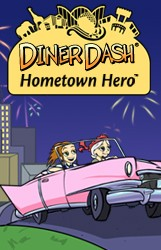 Diner Dash: Hometown Hero - Boxshot