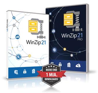 Screenshot af WinZip