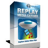 Replay Media Catcher - Boxshot