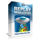 Replay Media Catcher - Boxshot