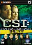 CSI: Deadly Intent - Boxshot