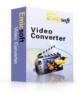 Emicsoft Video Converter+DVD Ripper Ultimate - Boxshot