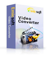 Emicsoft Video Converter+DVD Ripper Ultimate - Boxshot