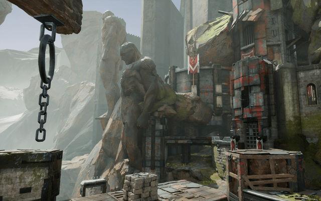 Screenshot af Unreal: Tournament