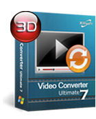 Xilisoft Video Converter Ultimate - Boxshot
