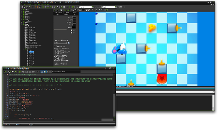 Screenshot af Game Maker