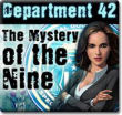 Department 42: The Mystery of The Nine - Boxshot