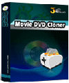 3herosoft Movie DVD Cloner - Boxshot