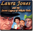 Laura Jones and the Legacy of Nikola Tesla - Boxshot