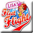 Lisas Fleet Flight - Boxshot